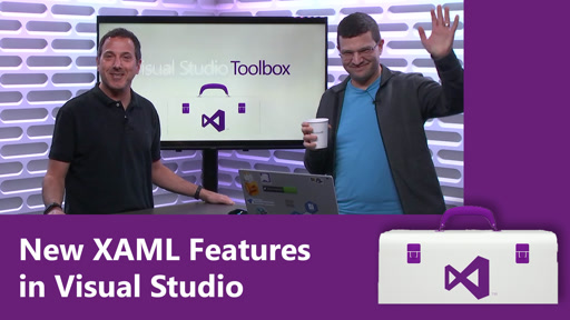 New XAML Features in Visual Studio
