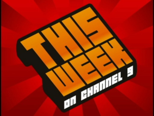"This Week on Channel 9: XNA Community Games Beta, New ""Pointing Device,"" Algorithms and Optimizations, ""Desert Island Tools"""