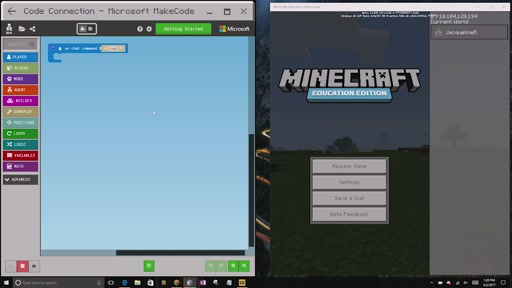 Introducing Microsoft MakeCode for Minecraft