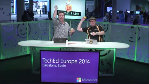 Ping 228 - Live from TechEd Europe 2014