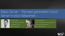 Nano Server the next generation of Cloud Server in your datacenter