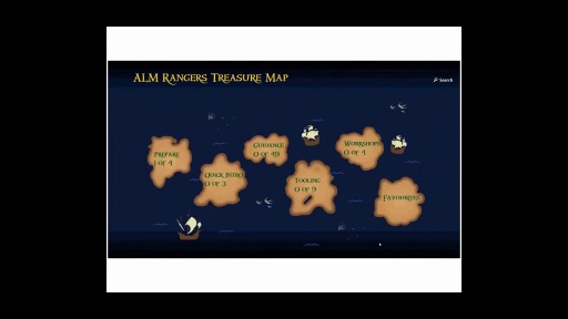 ALM Readiness Treasure Map v2.Sprint11 Show-What-We-Have