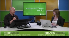 Windows 8 UX Design: (04) Layout