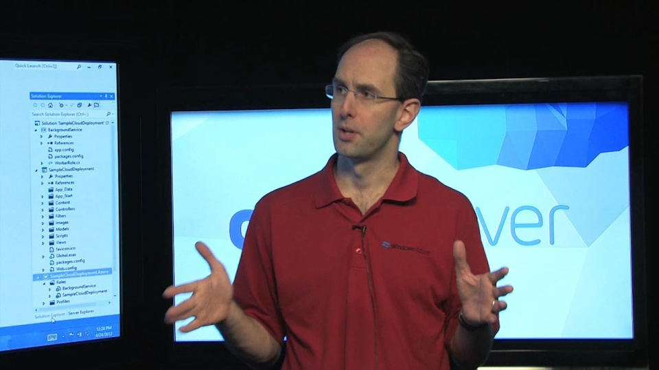 Episode 106 - Scott Guthrie Discusses Windows Azure SDK 2.0