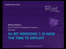 64-bit Windows 7: Is now the time to deploy?