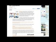 TWC9: Expression Web SP1 adds HTML5 support, New Events section, Task.Show