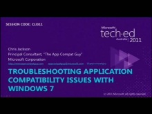 Troubleshooting Application Compatibility Issues with Windows 7