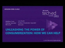 Unleashing the Power of Consumerization: How We Can Help