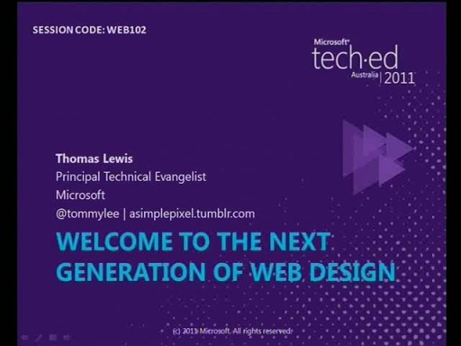 Welcome to the Next Generation of Web Design