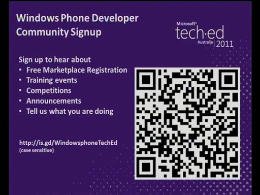 Windows Phone Marketplace - The Business of Phone Development