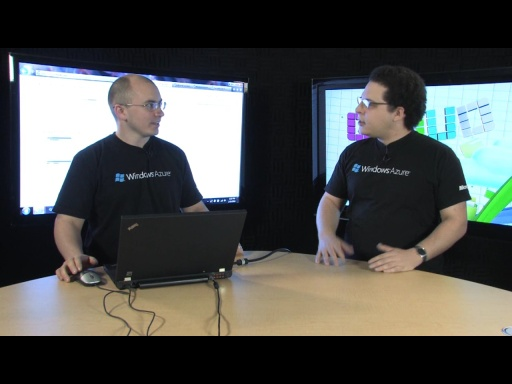 Cloud Cover Episode 37 - Multiple Websites in a Web Role