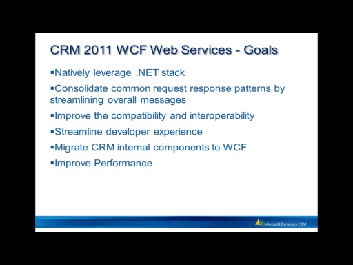 Web Services - WCF Endpoint Intro