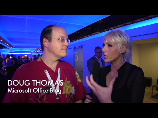 Office 2010 & Windows Phone at CES 2011