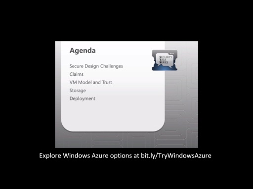 Win4dows Azure Platform Security Essentials: Module 4 – Secure Development