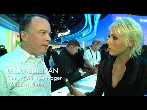 Windows Phone 7 at CES 2011
