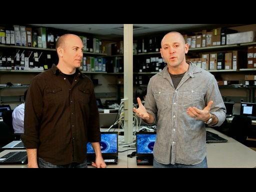 Ben and Ryan Explain: Hard Drives vs. Solid-State Drives