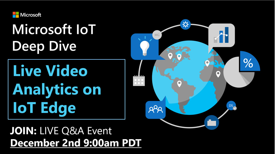 Deep Dive: Live Video Analytics on IoT Edge