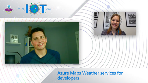 Azure Maps Weather services for developers