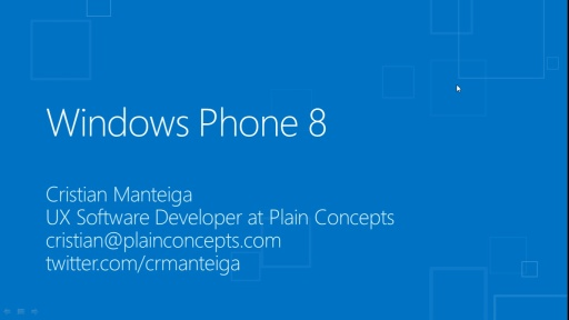 Windows 8 para desarrolladores de C# y XAML. De Windows Phone a Windows 8