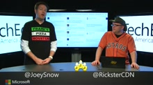 TechEd Countdown Show #11 The One with lots of odds and ends