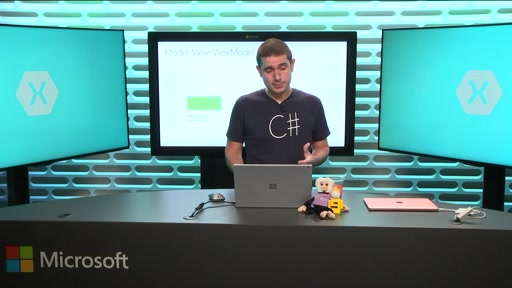 The Xamarin Show 5: MVVM & Data Binding with Xamarin.Forms