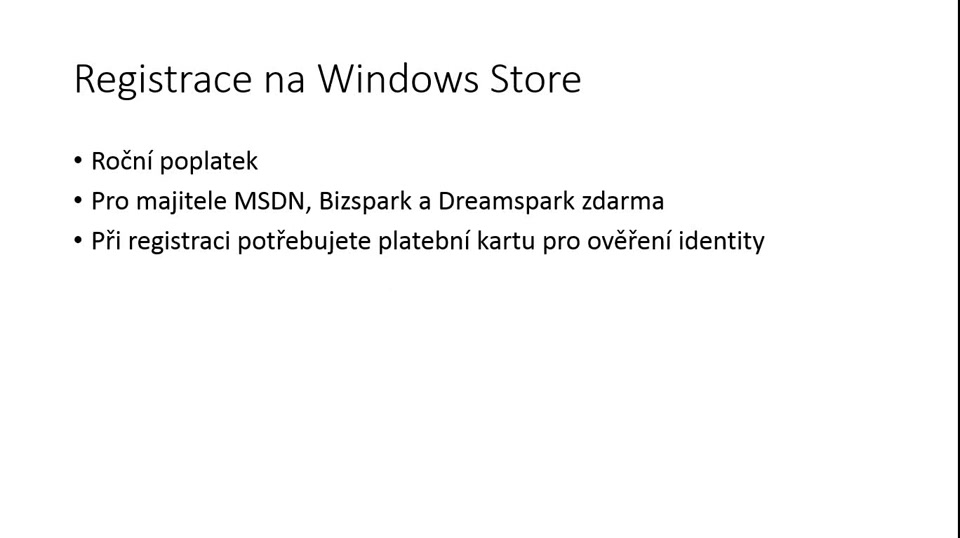 Windows 8 HOL - Windows Store API