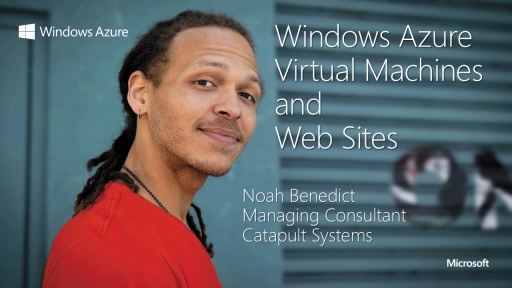 Windows Azure Virtual Machines and Web Sites