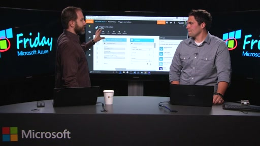Advanced Azure Logic Apps with Jeff Hollan