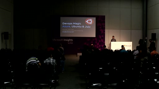 Criando a magia do DevOps no Azure com Canonical´s