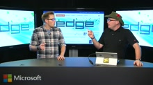 Edge Show 126 Corey Sanders and TechEd Europe Azure Announcements
