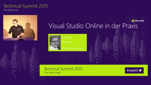 Visual Studio Online in der Praxis