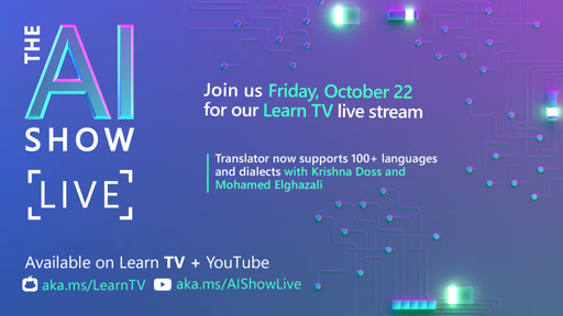 AI Show Live | Translator now supports 100+ languages and dialects | Ep 36