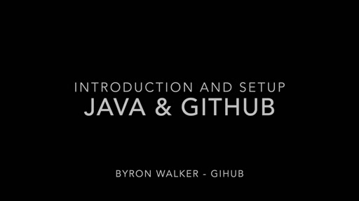 GitHub for Java Developers