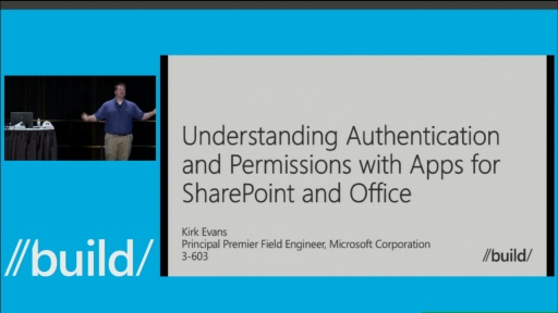 Understanding Authentication and Permissions with Apps for SharePoint and Office