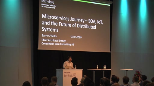 Microservices Journey: IoT, Azure, and SOA – What's Next for Distributed Systems