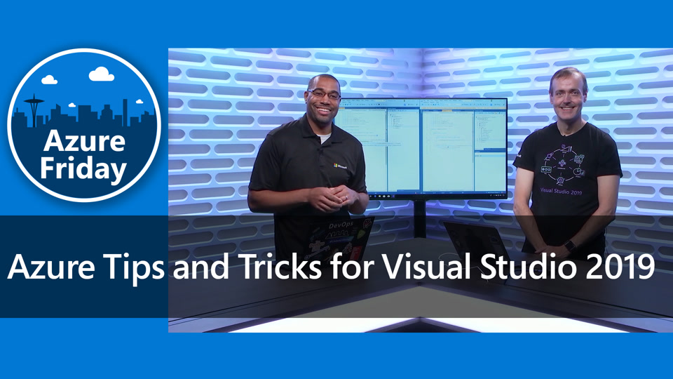 Azure Tips and Tricks for Visual Studio 2019
