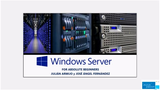 Windows Server for absolute beginners