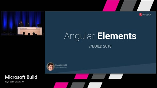 Angular Today, Angular Tomorrow, Angular Forever