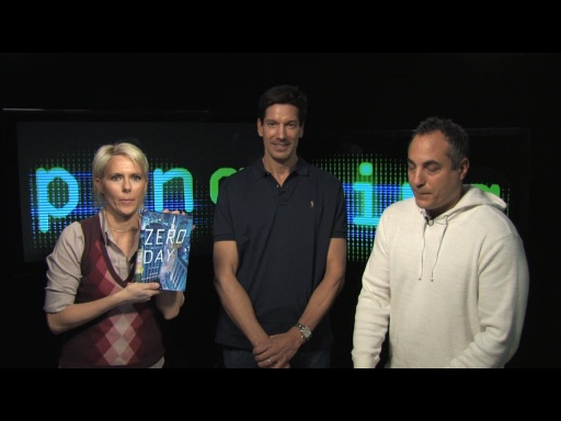Ping 96: Mark Russinovich joins us, Zero Day: A Novel, IE9 loves Firefox, 3D app for your phone