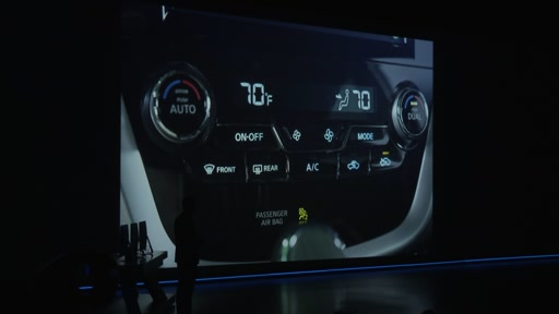Microsoft Connected Car at CES 2017 B-Roll