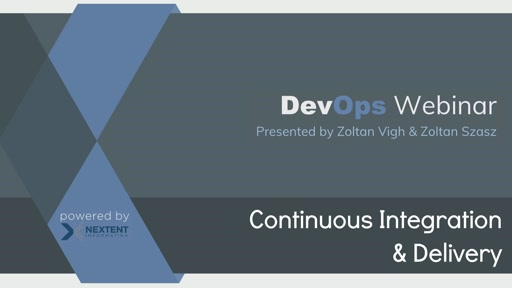 09 - Continuous Integration & Deployment