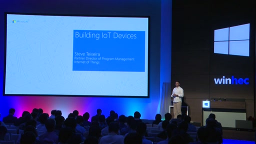 Building Devices with Windows 10 IoT