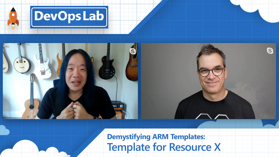 ARM Series #10: Template for Resource X