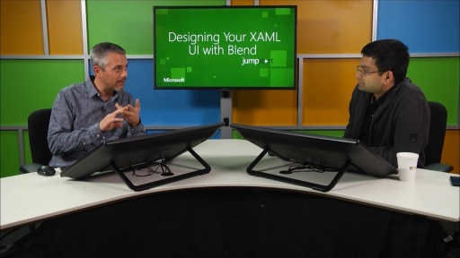 Designing Your XAML UI with Blend: (05) Building Windows Store Apps with Blend