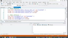 Microsoft DevRadio: Developing for Windows 8 in 1/2 the Time (Part 12) Adding an AppBar