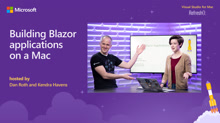 Building Blazor applications on a Mac
