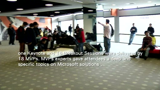 MVP ComCamp in Taipei