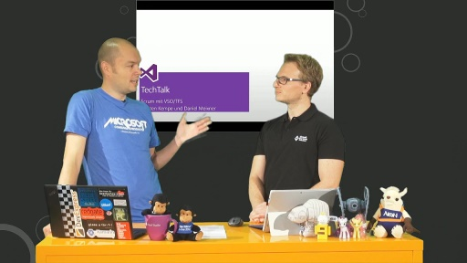 Episode 15 - Scrum mit Team Foundation Server und Visual Studio Online