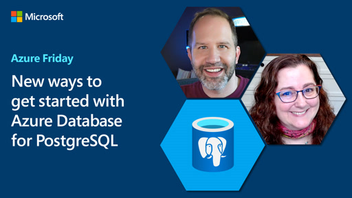 New ways to get started with Azure Database for PostgreSQL