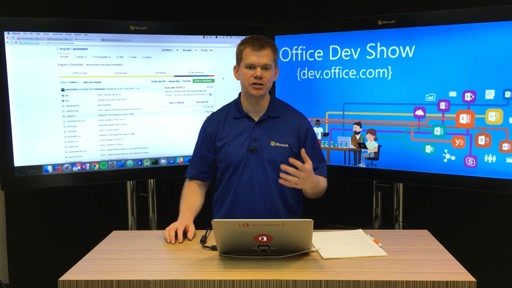 Office Dev Show - Episode 35 - Getting Started with Angular 2 and the Microsoft Graph